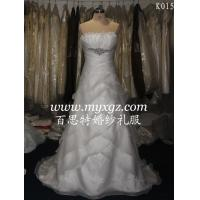 Buy cheap Wedding gowns K015,wedding gowns factory, china wedding gowns factory. from wholesalers