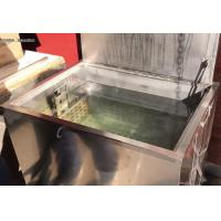 Buy cheap Commercial Kitchen Stainless Steel Soak Tank With Basket And Lid Used Resturants Cafes Mini Type Soak Tank Food from wholesalers