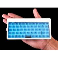 Buy cheap Portable Iphone 4 cordless Bluetooth Keyboards  Slide Out Game Controller Joystick from wholesalers