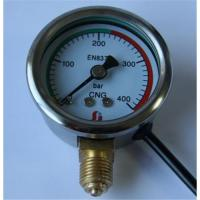 Buy cheap CNG  pressure gauge from wholesalers