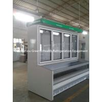 Buy cheap Stainless Steel Combined Freezer Cabinet , Supermarket Island Frige from wholesalers