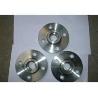Buy cheap 1/2 INCH to 3 INCH Socket welding ASTM B564 Nickel 200 UNS N02200 sw flange from wholesalers