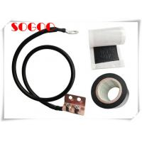 Buy cheap 0.8m/16mm Universal Grounding Kit Energy Saving Feeder Cable Clamp from wholesalers