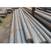 China Hot Rolled Mild Carbon Steel Round Bar/Rod 1020 S45C Q235B S235JR on sale