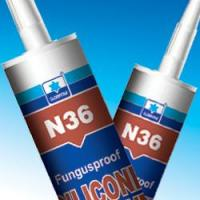 Buy cheap Anti -Mildew Caulking Weather Reasistance Silicone Sealant (N36) from wholesalers