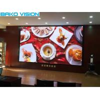 Buy cheap High Brightness Indoor Fixed LED Display P3 P4 P5 P6 Small Pixel Pitch For Advertising from wholesalers