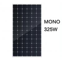 Wholesale Waterproof Mono PV Module Wind Resistance , Mono Silicon Solar Panels For Farm from china suppliers