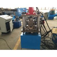 Buy cheap FD - Curtain Panel Metal Roll Forming Machine Manual Feeding , 3 Ton Capability from wholesalers