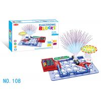 Wholesale Electric Circuits Construction Building Blocks Toy / Diy Electronics Kits from china suppliers