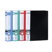 Buy cheap Plastic pocket folders poly file folders holds 8 1/2 x 11 size paper from wholesalers