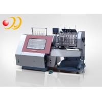 Buy cheap Industrial Full Automatic Book Sewing Machine 1.65kw Heavy Duty from wholesalers