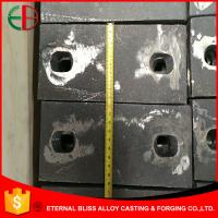 Buy cheap AS2027 CrMo20 1 High Cr Block Castings 300mm Long 100mm Wide EB11026 from wholesalers