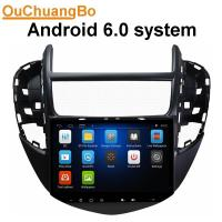 Wholesale Ouchuangbo car radio video android 6.0 for Chevrolet Trax 2014 with capacitance multiple touch screen gps navigation from china suppliers