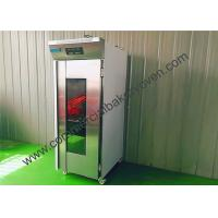 Buy cheap 2000w Industrial Bread Proofer , Restaurant Bread Proofer Machine from wholesalers