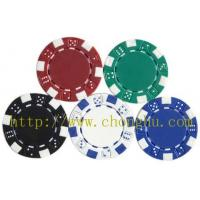 Buy cheap dice poker chip from wholesalers