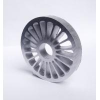 Buy cheap Electric Door Trolley Case Wheel Aluminum Alloy Wheel Extruded Aluminum Casting from wholesalers