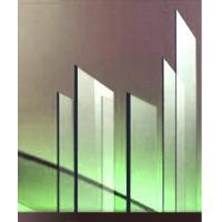 Buy cheap 6mm stained decorated toughened glass in windows and doors from wholesalers
