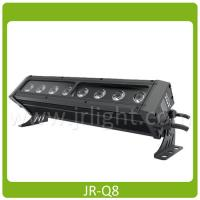 Buy cheap Outdoor Batten 8x10W Quad LED Disco Light Effect 4-Colour Wash, Two Sections Control from wholesalers