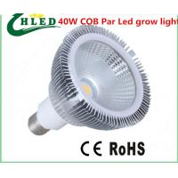 Wholesale 40w cob Par led plant grow lights Wite- full spectrum  4000k-5000K from china suppliers