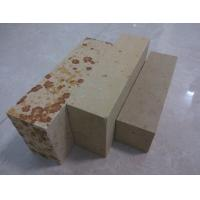 Industrial Quartz Stone Silica Refractory Bricks For Coke Oven / Glass Kiln