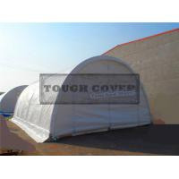 Wholesale 6m(20ft) wide Portable Steel Frame Shelter. Fast install, Removable from china suppliers