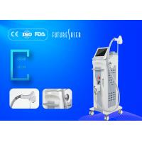 Buy cheap Big Spot Size Facial 808nm Diode Laser Hair Removal Machine 10ms - 400ms Pulse Duration from wholesalers