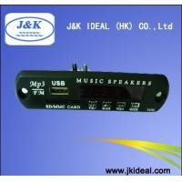 Buy cheap JK6839 Embedded USB pen SD card fm MP3 player PCBA from wholesalers