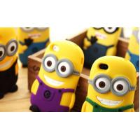 Buy cheap Despicable me 2 minions 3d silicone soft case, despicable me 2 silicone case for mobile from wholesalers