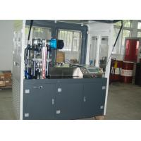 Buy cheap PLC Automatic Card Punching Machine With Servo Motor For PVC ViSA Card Making from wholesalers