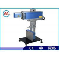 Buy cheap Leather / Plastic / Rubber Laser Welding Machine CO2 Laser Marking Machine from wholesalers