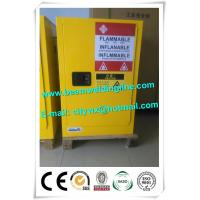 Buy cheap Flammable Industrial Safety Cabinets Chemical Fireproof Storage Cabinet from wholesalers