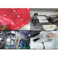 Wholesale High Quality Matte Cold Peel Heat Transfer Film At Competitive Prices For Screen Printing With Plastisol Heat Transfers from china suppliers
