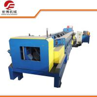 Buy cheap C Purlin Roll Forming Machine Hydraulic Punching Automatic / Manual Control from wholesalers