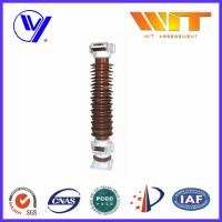 Wholesale 69KV Porcelain Electronic Zinc Oxide Lightning Arrester With Double Sealing Structure from china suppliers