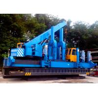 Wholesale T-WORKS 240T Hydraulic Static Pile Driver For Concrete Pile foundation Instead Of Hammer from china suppliers