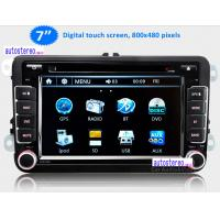 Buy cheap VW GPS Car Stereo Sat Nav Radio WinCE 6.0 System with 7 Inch from wholesalers