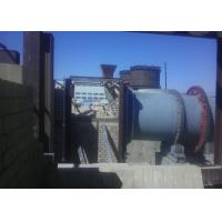 Buy cheap Large Rotary Dryer Machine , Heavy Duty Rotary Dryer For Cement Plant product