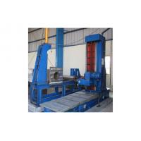 Column End Face Milling Machine T - beam Box Beam Welding Production Line Manufactures