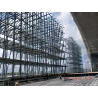 Buy cheap Q345B-Big Span Prefabricated  H Type Metal Frame Structure For Gymnasium Project from wholesalers