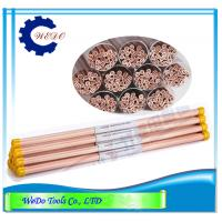 Buy cheap Multi Hole EDM Electrode Copper Tube 1.5mm Copper Pipe For EDM Drilling Machine from wholesalers