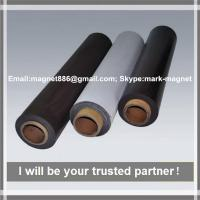 Buy cheap Promotional rubber magnet composite permanent strong rubber rolls magnet/flexible fridge magnet sheet from wholesalers