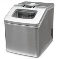 Buy cheap 18Kg Stainless Steel Low Power Mini Automatic Ice Maker Machine , Potable Commercial Countertop Ice Maker from wholesalers