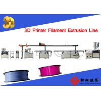 3D Printer Filament 1.75mm Plastic Extruder Machine to make abs filamen Manufactures