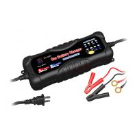 Buy cheap Portable Car Battery Chargers 6 Volt / 12 Volt , 2A / 4A plug in car battery charger from wholesalers