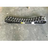 Buy cheap Small Bobcat Replacement Tracks Low Ground Pressure 3168mm Overall Length product