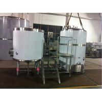 Beer Brewhouse Brewery System Beer Production Line Automatic Filling Manufactures
