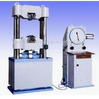 Buy cheap universal tensile testing machine price WE-1000C from wholesalers