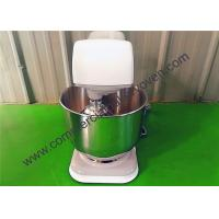 Buy cheap 7L Sliver Electric Cake Mixer Stainless Steel Gear Driven Drive System from wholesalers