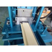 Buy cheap 380v 50hz Rolling Shutter Making Machine , Automatic Shutter Door Machine from wholesalers