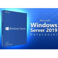 Buy cheap 64 Bit Windows Server 2019 Datacenter Global Region With Fast Shipping from wholesalers